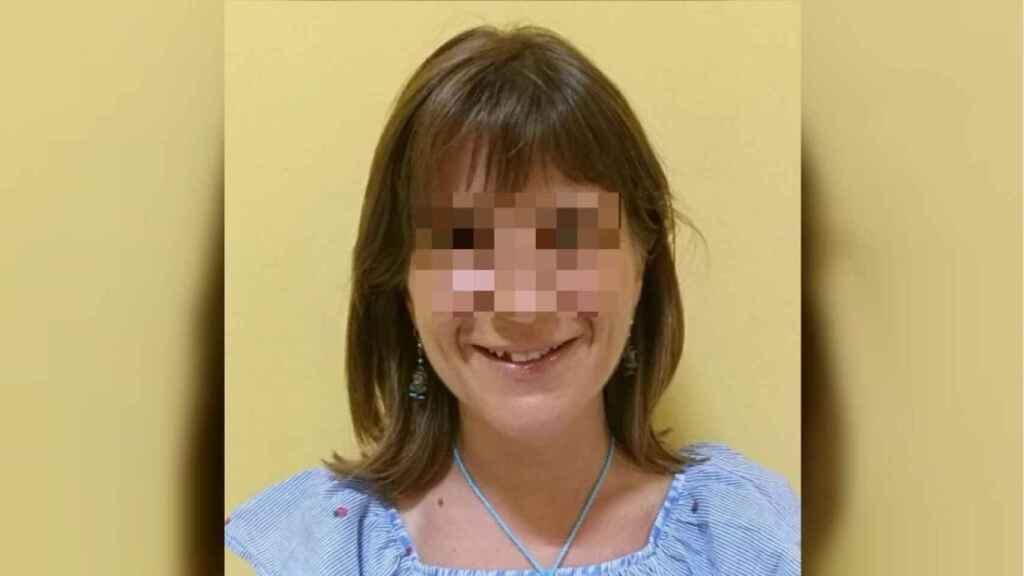 Ana María B., la presunta filicida.