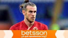 Multiplica por tres tu apuesta si la Gales de Bale da la sorpresa contra Croacia