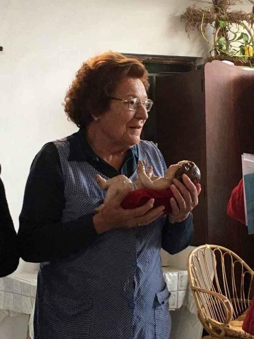 Trinidad y su marido Pedro aparecieron sin vida este domingo en su casa.