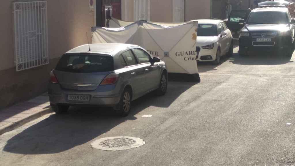 La Guardia Civil investiga el caso, que ha quedado bajo secreto de sumario.