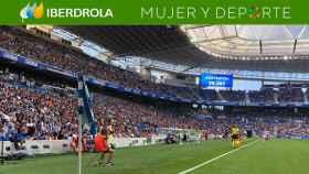 Récord en la Primera Iberdrola: 28.367 espectadores para ver el derbi vasco