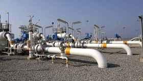 Imagen del gasoducto de Medgaz.