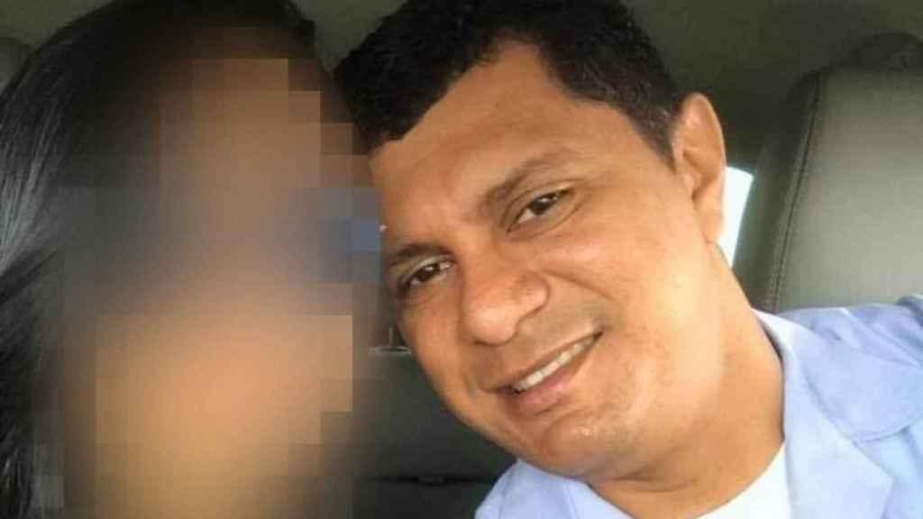 Manoel Silva Rodrigues, militar brasileño detenido en el aeropuerto de Sevilla.