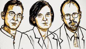 Banerjee, Duflo y Kremer ganan el Premio Nobel en Economía