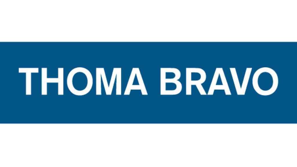 El logo de Thoma Bravo.