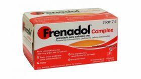 Una caja de Frenadol Complex.