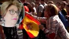 María Grima es militante de Vox y fue en las listas municipales en las elecciones del 26-M.