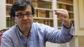 Javier Cercas. EFE.