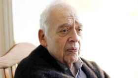 El crítico literario Harold Bloom.
