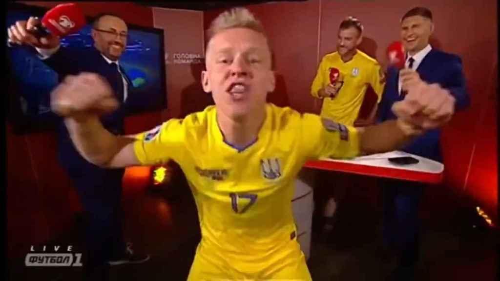 El show de Zinchenko: así la lió el pupilo de Guardiola tras la clasificación para la Eurocopa