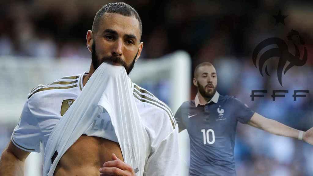 Benzema y su destierro de la selección francesa: de actor secundario a líder del Real Madrid