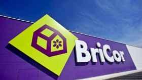 El logo de Bricor en una imagen de archivo.