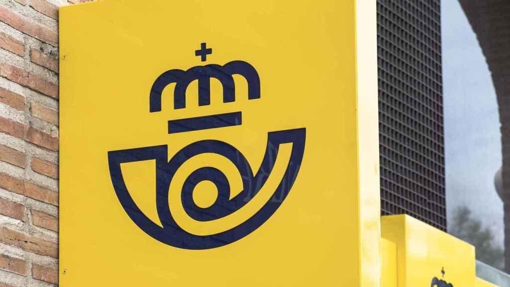 Logotipo del organismo de mensajería.