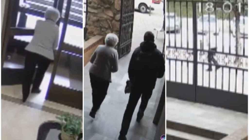 Los hechos sucedieron el pasado mes de enero, cuando la mujer se escapó de la residencia.