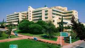 El Hospital Costa del Sol de Marbella donde le realizaron las pertinentes pruebas.