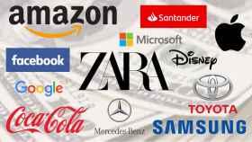 Las 100 marcas más valiosas del mundo 2019 según Interbrand.