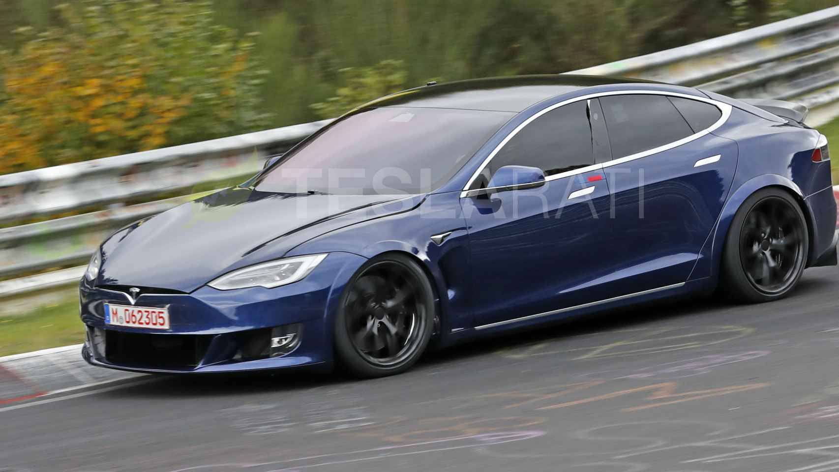 Model S Plaid.