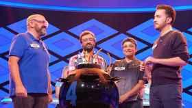 Antena 3 encuentra a los nuevos 'Lobos': 'Los Dispersos'