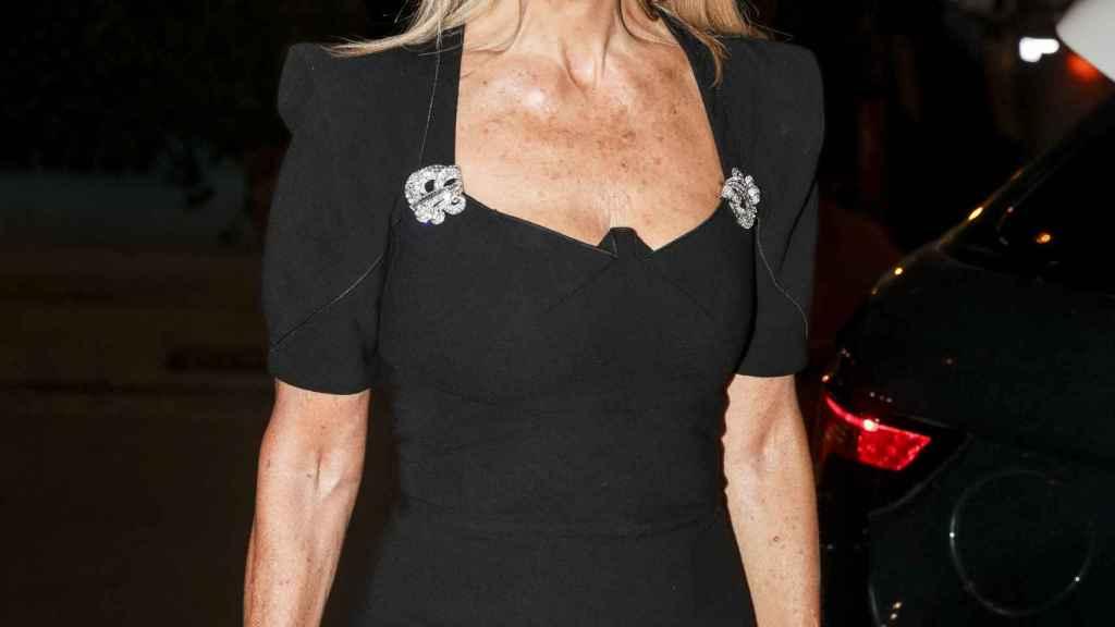 Carmen Lomana en una imagen de archivo.