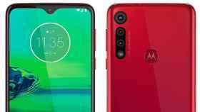 El Motorola Moto G8 sale al descubierto y es muy similar al Moto G8 Plus