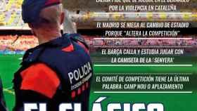 La portada de El Bernabéu (17/10/2019)