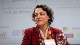 La ministra Magdalena Valerio, en una imagen de archivo de Europa Press