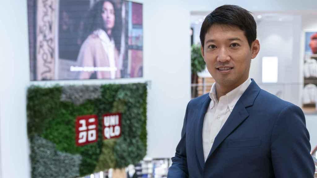 Kohsuke Kobayashi, director de operaciones de Uniqlo en España.