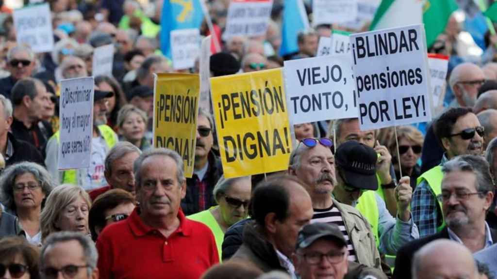 pensiones-manifestaciones-efe