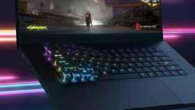 El teclado del nuevo portátil de Razer funciona con la luz. Sí, la luz