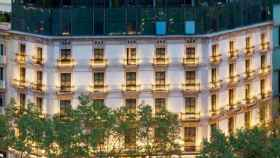 Una de las imágenes que usa el hotel para promocionarse en Internet