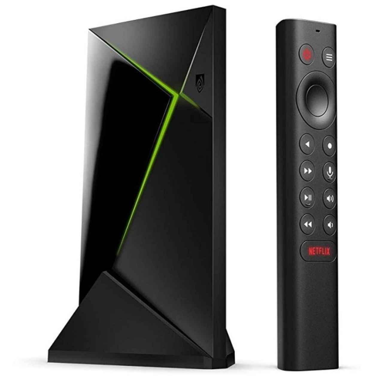 Captura de la Nvidia Shield TV Pro