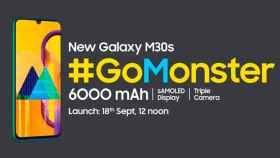 El Galaxy M30s con batería de 6000 mAh llega a España