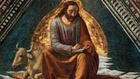 San Lucas evangelista.