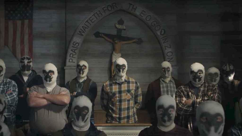 Fotograma de Watchmen.