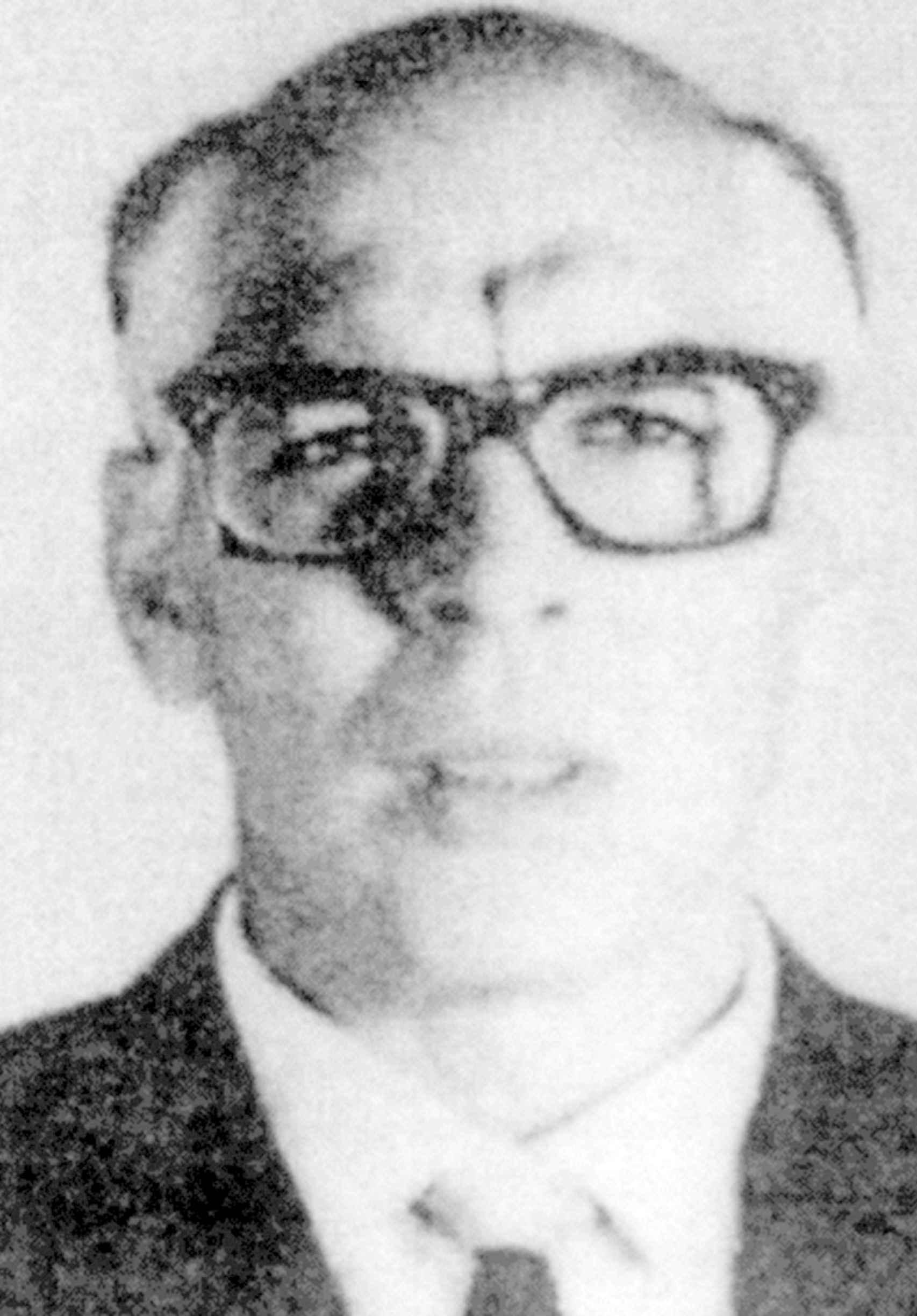 Ernesto Guevara disfrazado de 'Ramón Benítez'.