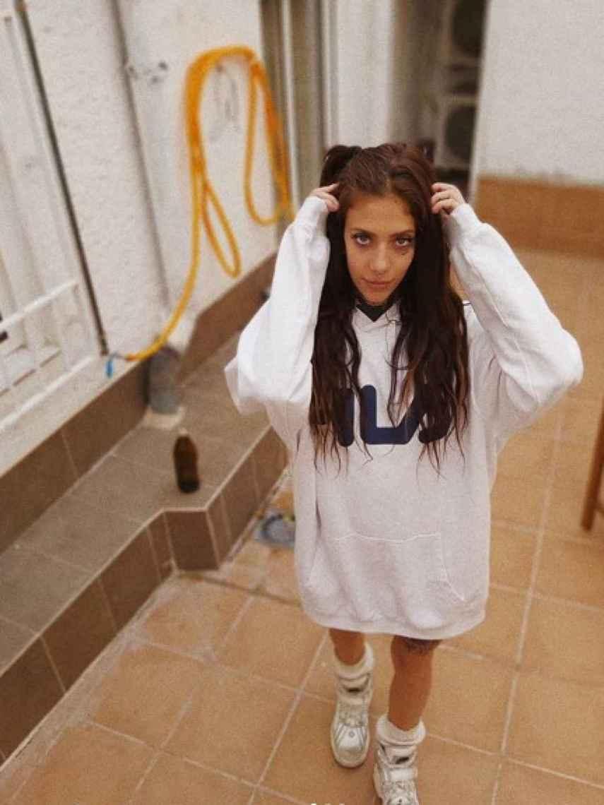 Valeria, en una imagen reciente en sus redes sociales.