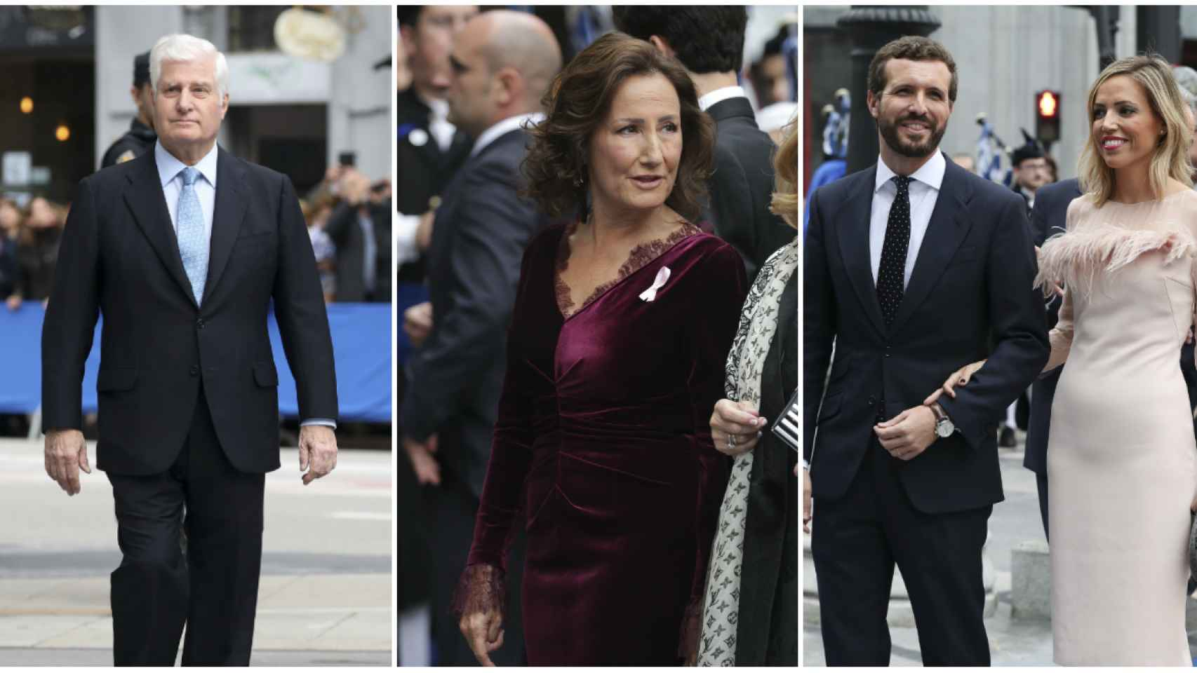 Todos los invitados a los Prremios Princesa de Asturias 2019, en imágenes