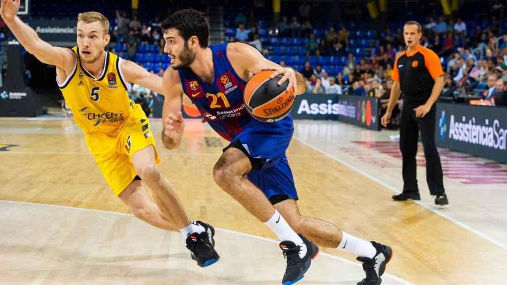 Barça Basket - Alba Berlín