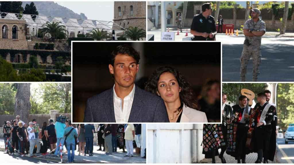 Todos los detalles de la boda de Rafa Nadal y Xisca Perelló.