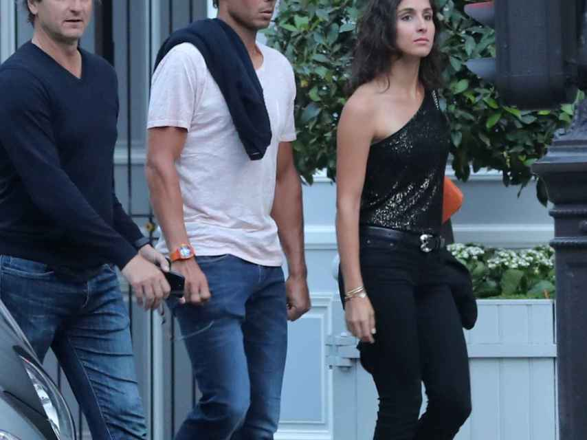 Rafa Nadal y Xisca Perelló contrajeron matrimonio el sábado pasado.