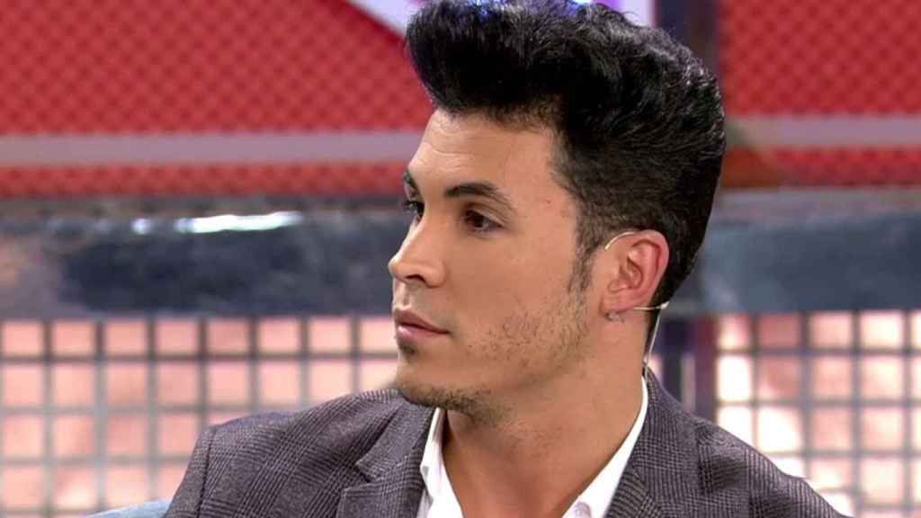 Kiko Jiménez en una imagen de Telecinco.