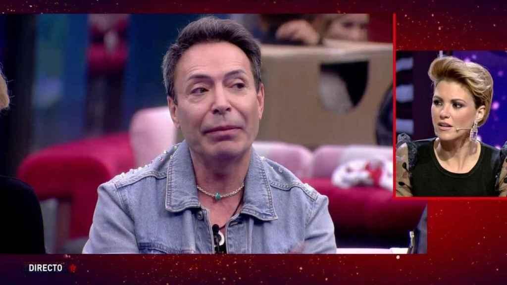 El maestro Joao se ha enfadado por el comentario de María Jesús Ruiz.