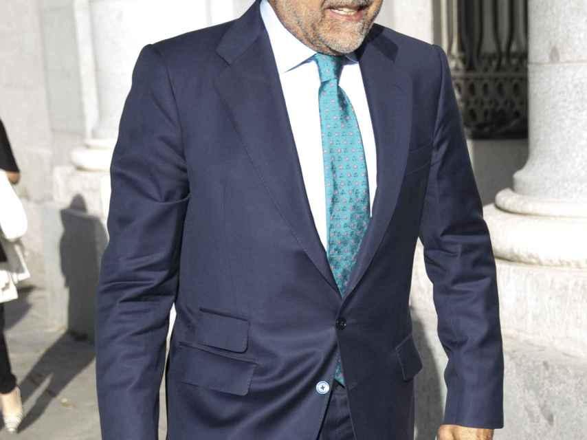 Jaime Martínez Bordiú fue condenado a un año de prisión por maltratar a su exnovia.