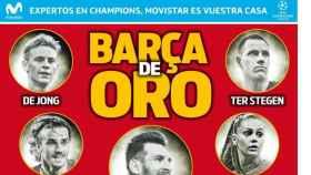 Portada SPORT (22/10/2019)