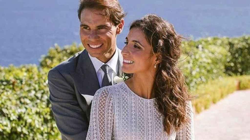 Helena Alomar Garau, ha sido la encargada de decorar la boda de Rafa Nadal y Xisca Perelló.