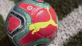 El nuevo balón rosa de Puma para La Liga