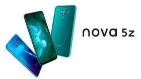 Huawei Nova 5Z: características, diseño, precios…