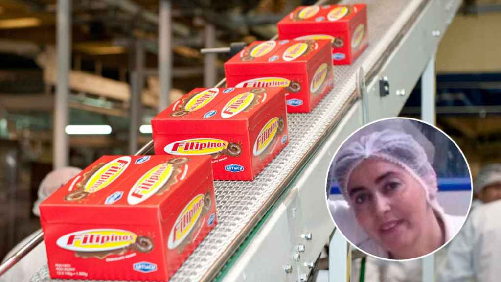Ainhoa, la operaria de galletas Artiach que encadenó 750 contratos temporales en 16 años