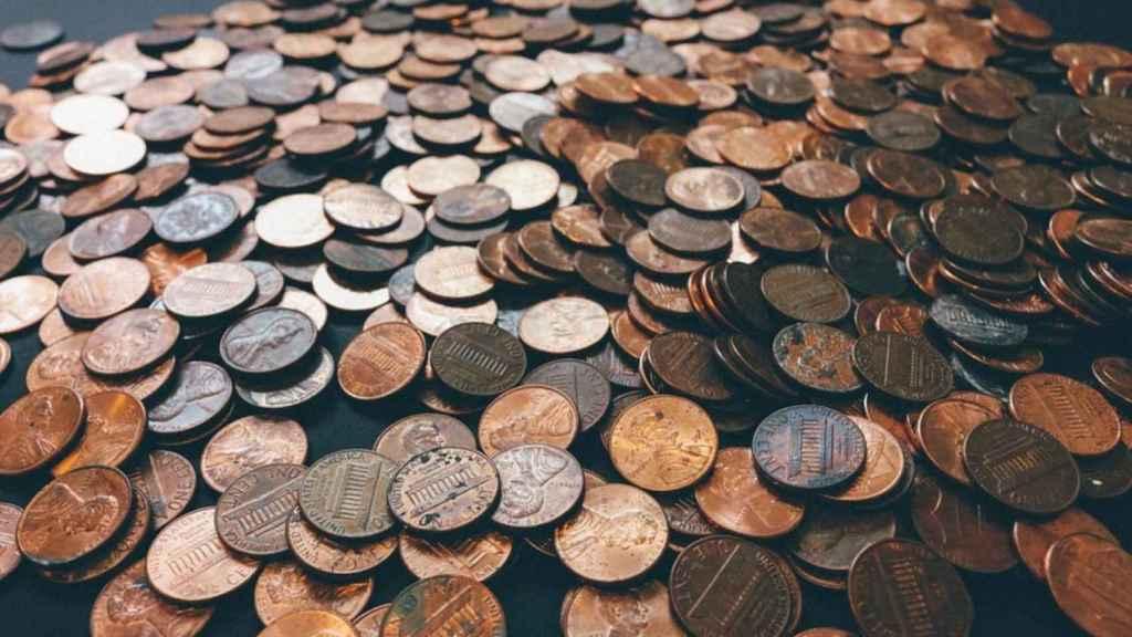 Imagen referencial de monedas.