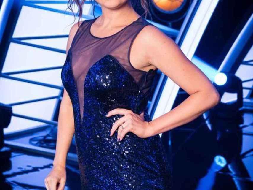 Cristina Ramos es una experta en concurso de talentos, gracias a su paso por 'Got Talent España'.